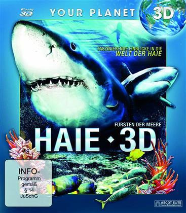 Haie - Fürsten der Meere