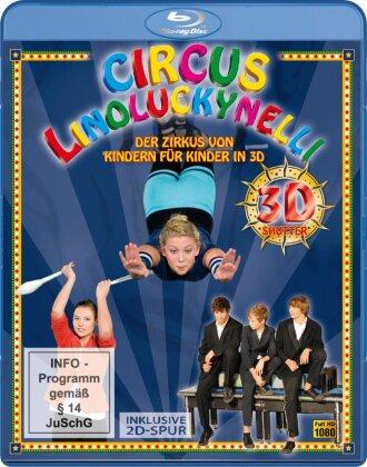 Kinderzirkus Linoluckynelli - Der Zirkus von Kindern für Kinder
