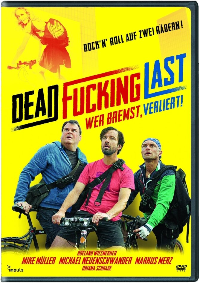 Dead Fucking Last