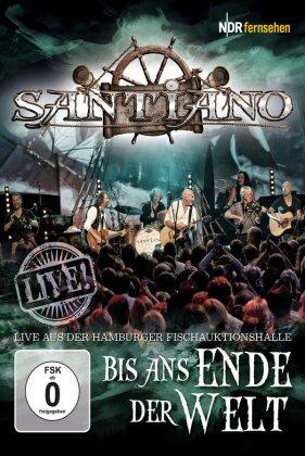 Santiano - Bis ans Ende der Welt - Live