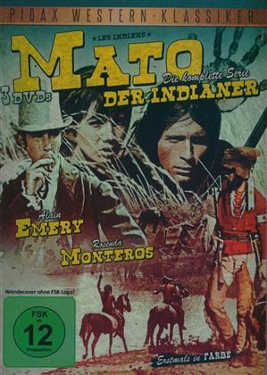 Mato - Der Indianer (3 DVD)