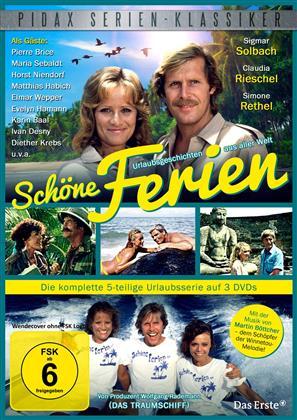 Schöne Ferien (Pidax Serien-Klassiker, 2 DVDs)