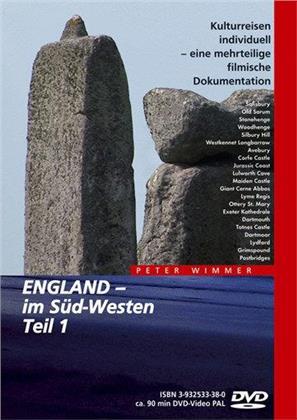 England - Im Süd-Westen Teil 1