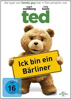 Ted - Ick bin ein Bärliner (2012)