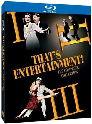 That's Entertainment! - The Complete Collection (Gift Set, 3 Blu-rays)