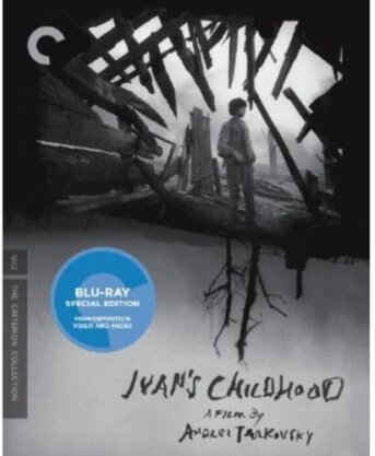 Ivan's Childhood - Ivanovo Detstvo (1962) (s/w, Criterion Collection)
