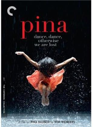 Pina (2011) (Criterion Collection, 2 DVD)