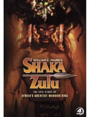 Shaka Zulu (Remastered, 4 DVDs)