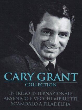 Cary Grant Collection - Intrigo Internazionale / Arsenico e vecchi merletti / Scandalo a Filadelfia (s/w, 3 DVDs)