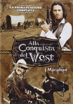 Alla conquista del West - Stagione 1 (1977) (4 DVDs)