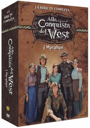 Alla conquista del West (1977-1979) - La Serie Completa (15 DVDs)