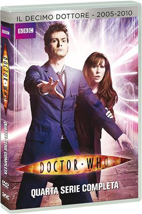 Doctor Who - Stagione 4 (BBC, 6 DVDs)