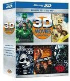 3D Movies Collection - Lanterna verde / Scontro tra Titani / Final Destination / Drive Angry / Final Destination 5