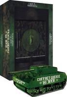 Cofanetto Guerra - 10 Film di Guerra (Edizione Limitata Carro Armato 10 DVD)