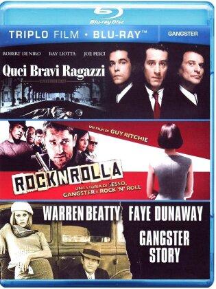 Quei Bravi Ragazzi / Rock'n'Rolla / Gangster Story (3 Blu-ray)
