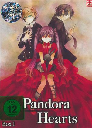 Pandora Hearts - Staffel 1 - Box 1 (2 DVDs)