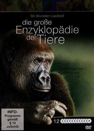Die grosse Enzyklopädie der Tiere (Steelbook, 12 DVDs)