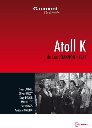 Atoll K (1951) (Collection Gaumont à la demande, s/w)