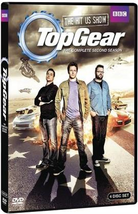 Top Gear USA - Season 2 (4 DVDs)