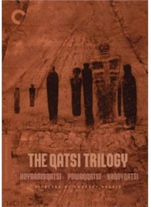 The Qatsi Trilogy - Koyaanisqatsi / Powaqqatsi / Naqoyqatsi (Criterion Collection, 3 DVD)