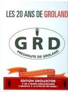 Les 20 ans de Groland (Collector's Edition, 2 DVD + Libro)