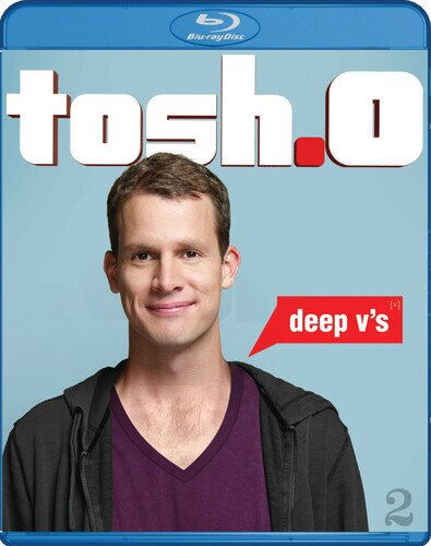 Tosh.0 - Deep V's (2 Blu-rays)