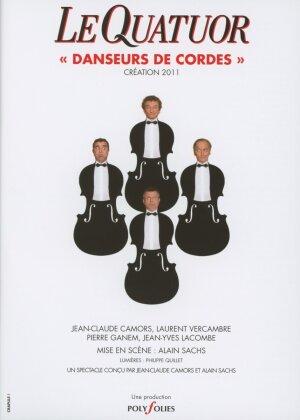 Le Quatuor - Danseurs de cordes
