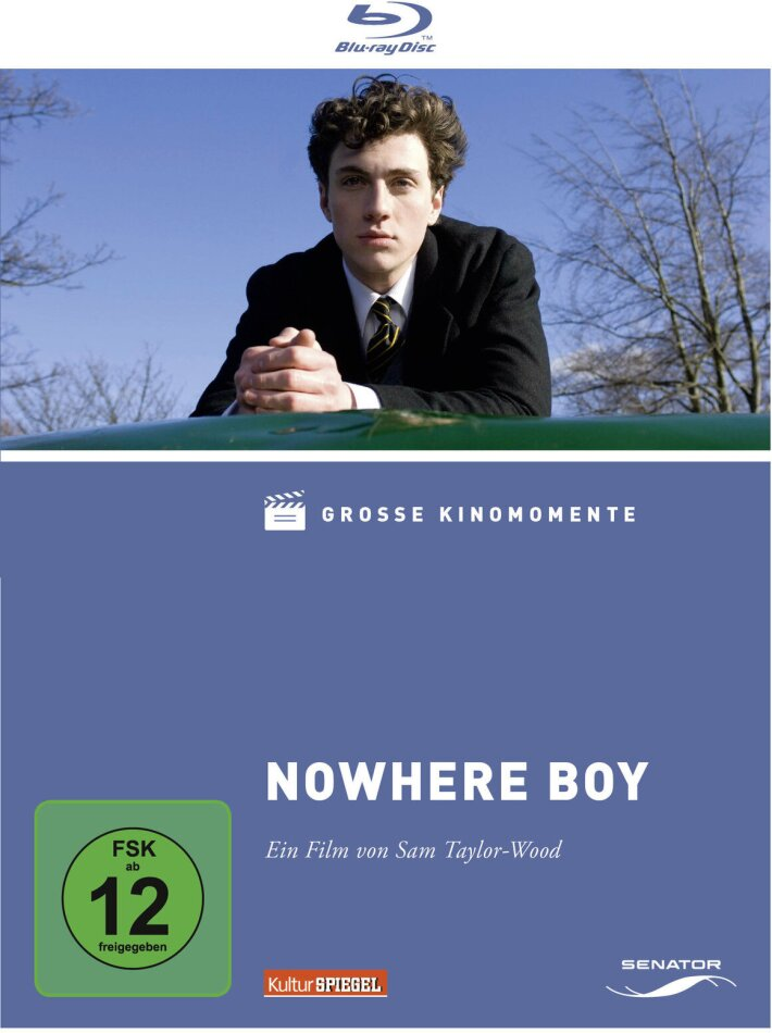 Nowhere Boy (2009) (Grosse Kinomomente)