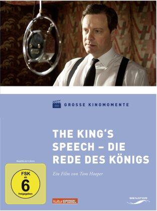 The King's Speech - Die Rede des Königs (2010) (Grosse Kinomomente)