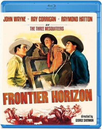 Frontier Horizon - New Frontier (1939) (s/w, Remastered)