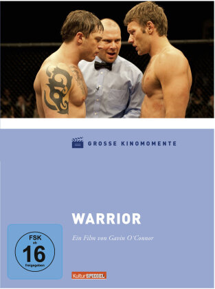Warrior (2011) (Digibook, Grosse Kinomomente)