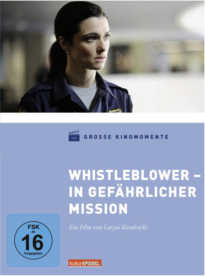 Whistleblower - In gefährlicher Mission (2010) (Digibook, Grosse Kinomomente)