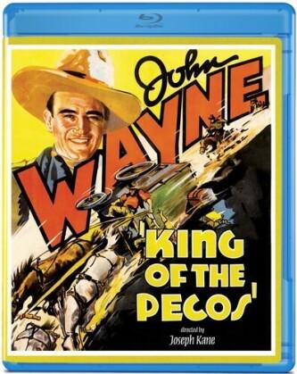 King of the Pecos (n/b, Versione Rimasterizzata)