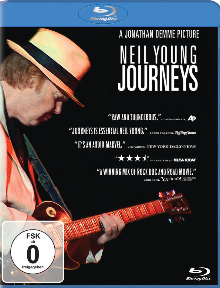 Neil Young - Journeys