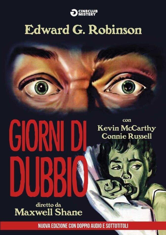 Giorni di dubbio - (Cineclub Mistery) (1956) (s/w)