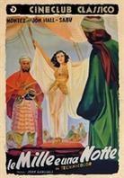 Le mille e una notte - Arabian Nights (Cineclub Classico) (1942)