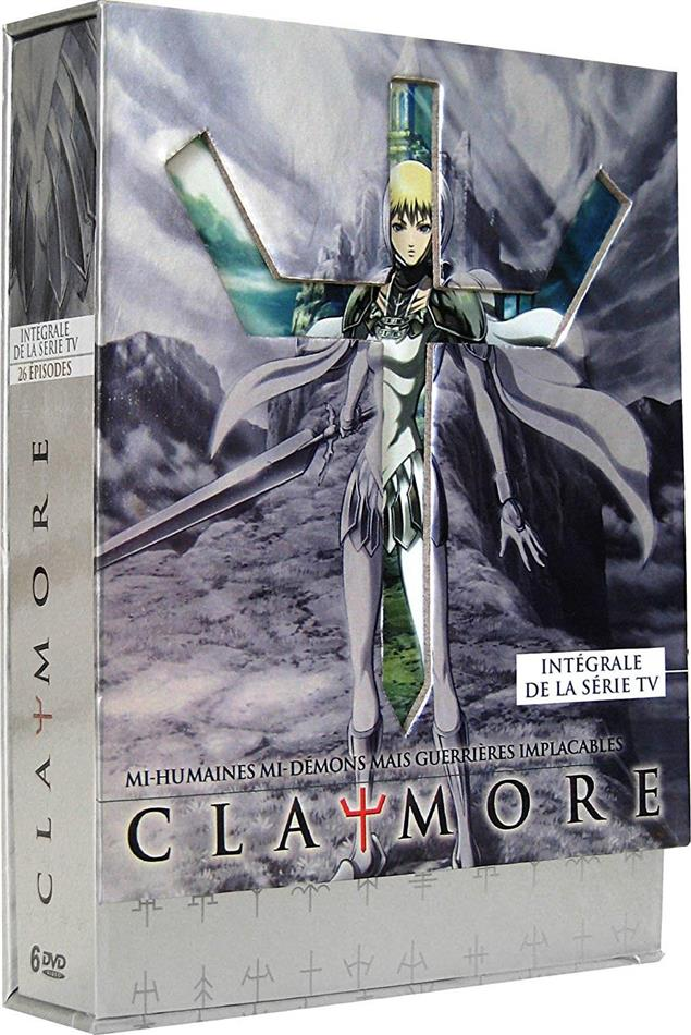 Claymore - Intégrale (Collector's Edition, Limited Edition, 6 DVDs)