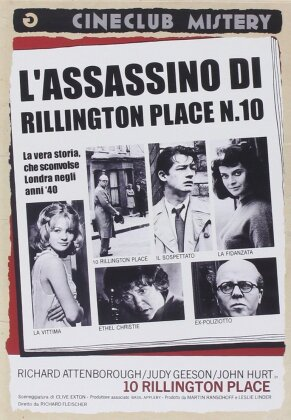 L'assassino di Rillington Place N. 10 (1971)