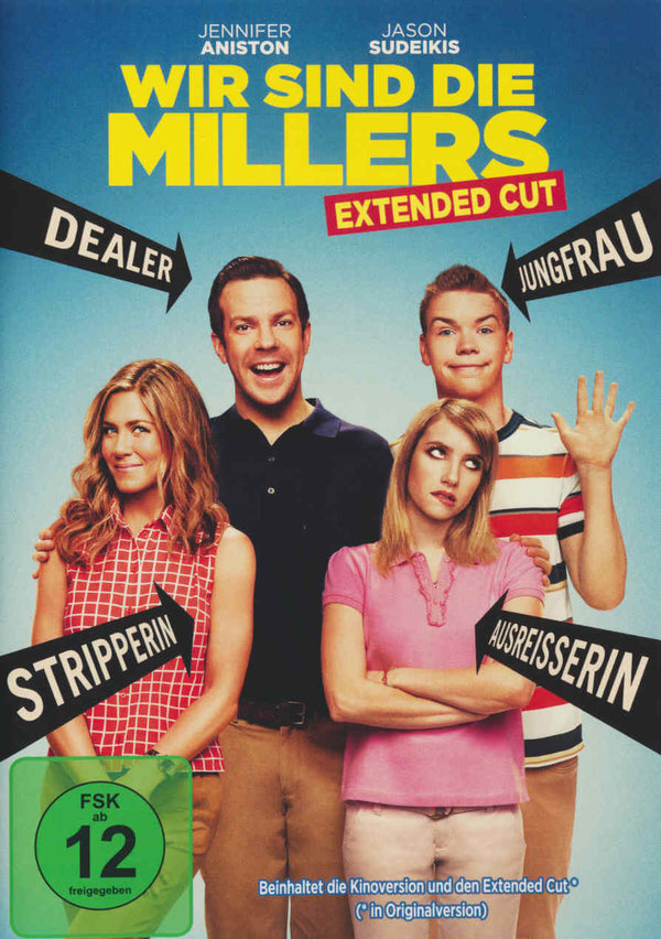 Wir sind die Millers (2013) (Extended Cut)