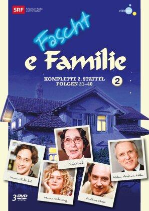 Fascht e Familie - Staffel 2 (3 DVDs)
