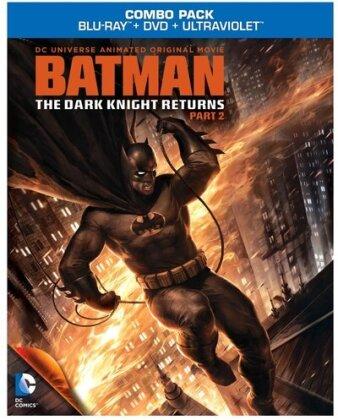 Batman - The Dark Knight Returns - Part 2 (Blu-ray + DVD)