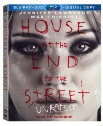 House at the End of the Street (2012) (Unrated, Blu-ray + DVD)