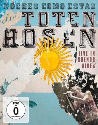 Die Toten Hosen - Noches como estas - Live in Buenos Aires (2 Blu-rays)