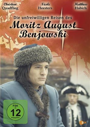 Die unfreiwilligen Reisen des Moritz August Benjow (2 DVDs)