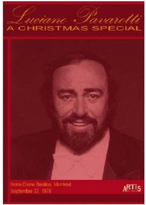 Luciano Pavarotti - A Christmas special (DVD + CD)