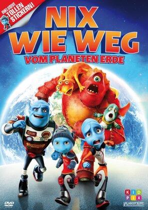 Nix wie weg vom Planeten Erde (2013)