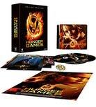 Hunger Games 1 (2012) (Deluxe Edition, Blu-ray + 2 DVDs + CD)