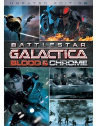 Battlestar Galactica - Blood & Chrome (2013) (Unrated)