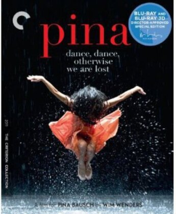 Pina - (Criterion Collection (2011) (Blu-ray 3D + Blu-ray)