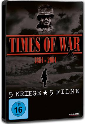 Times of War 1881-2001 (Limited Edition, Steelbook, 5 DVDs)